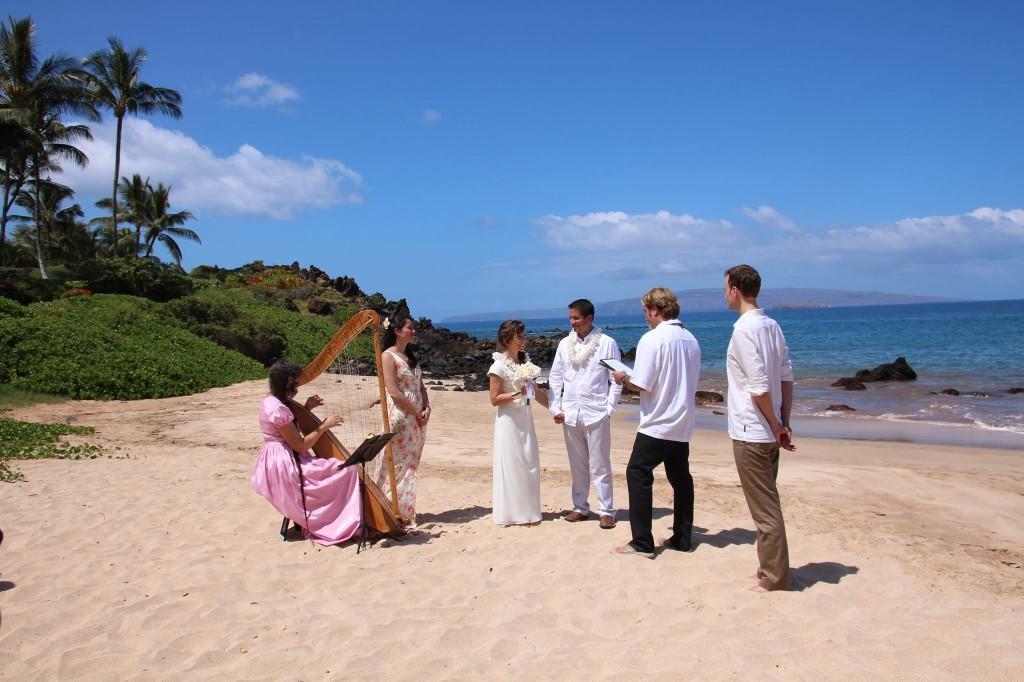 Maui Me Aloha Ceremony